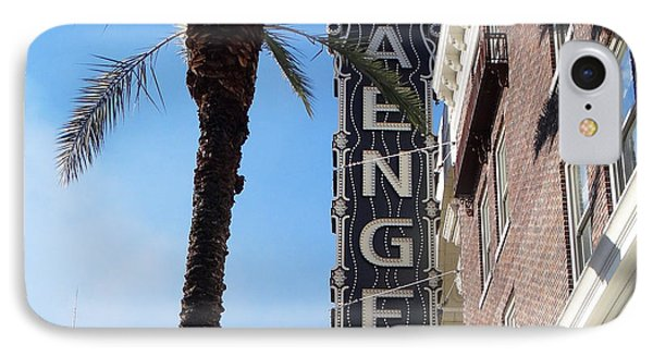 Saenger Theater New Orleans				 IPhone Case by Ecinja Art Works
