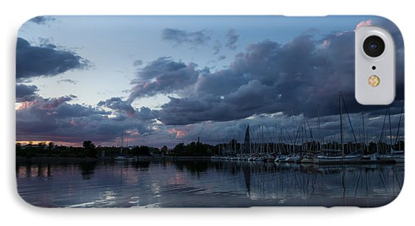 Safe Harbor After The Storm IPhone Case