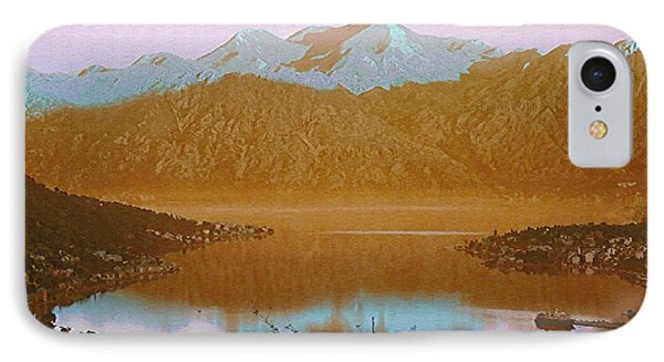 IPhone Case featuring the photograph Safe Harbor Montenegro by Ann Johndro-Collins
