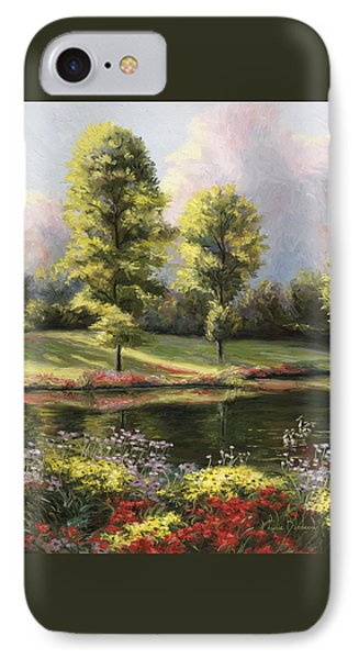 Safe Haven 1 IPhone Case by Lucie Bilodeau