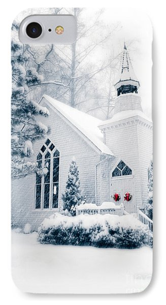 Historic Church Oella Maryland Usa IPhone Case
