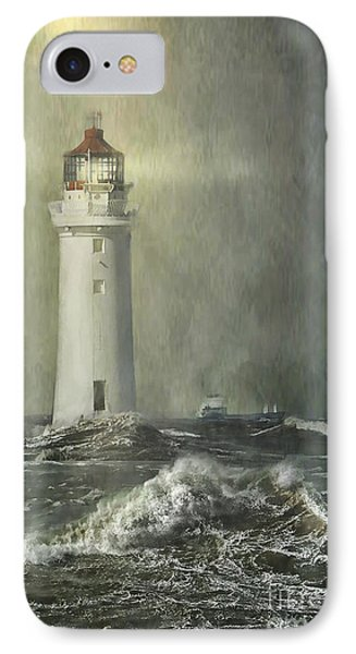 Safe Passage IPhone Case by Brian Tarr