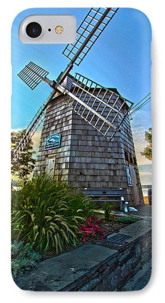 Sag Harbor Windmill IPhone Case