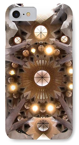Sagrada Familia IPhone Case by Jennifer Wheatley Wolf