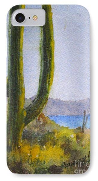 Saguaro Phone Case by Mohamed Hirji