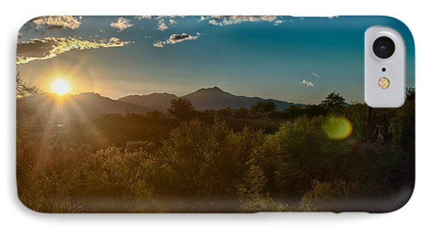 IPhone Case featuring the photograph Saguaro National Park by Dan McManus