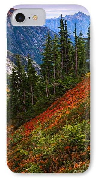 Sahale Arm IPhone 7 Case by Inge Johnsson