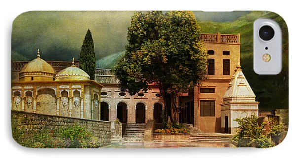 Saidpur Village Phone Case by Catf