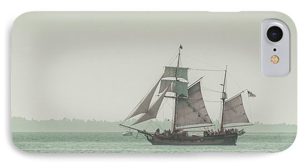 Sail Ship 2 IPhone Case by Lucid Mood