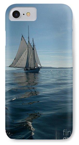 Sail The Blue IPhone Case