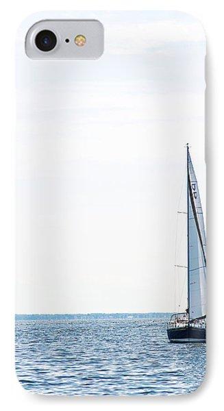 Sailboat Annapolis IPhone Case