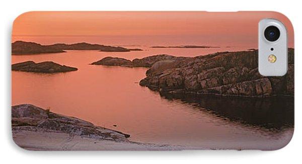 Sailboat On The Coast, Lilla Nassa IPhone Case