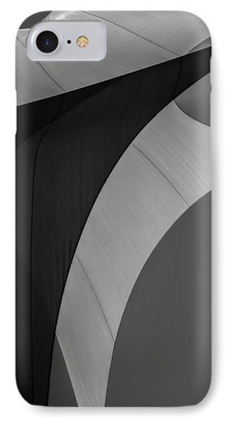 Sailcloth Abstract Number Eight IPhone Case