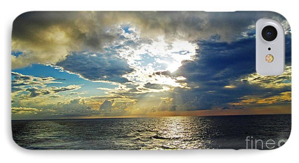 Sailing By Heaven's Door IPhone Case by Alison Tomich