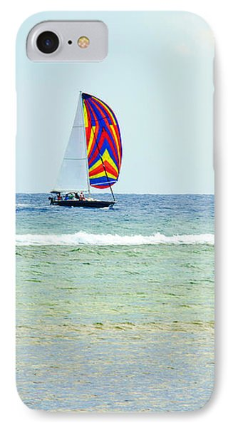 Sailing Day Phone Case by Darla Wood