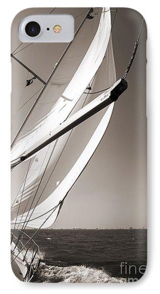 Sailing Fast Charleston South Carolina IPhone Case by Dustin K Ryan