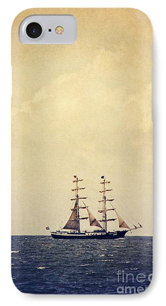 Sailing II Phone Case by Angela Doelling AD DESIGN Photo and PhotoArt