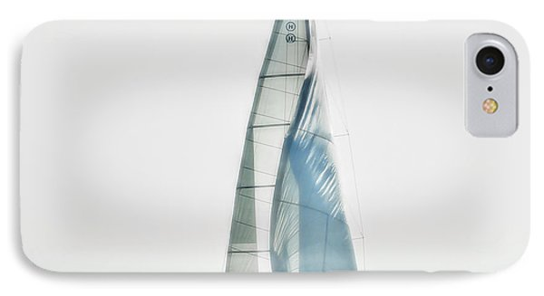 Sailing IPhone Case by Raymond Earley