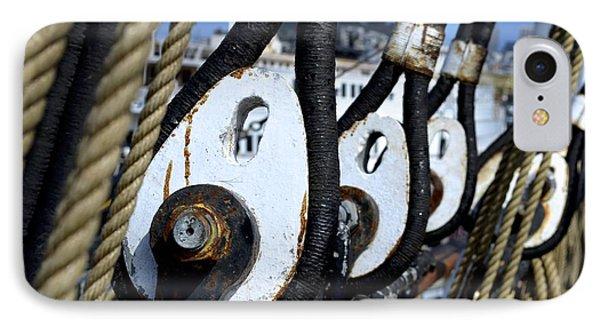 Sailing Ship Balclutha IPhone Case