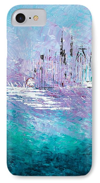Sailing South - Sold IPhone Case