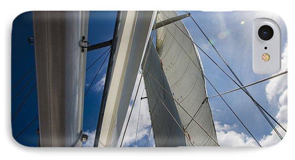 Sailing's Perfect Breeze  IPhone Case