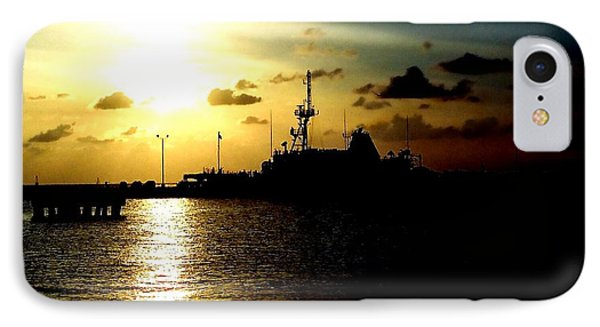Sailors Morning Phone Case by Amy Sorrell