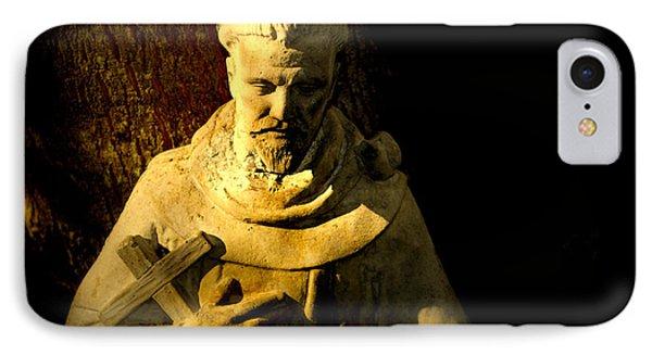 Saint Francis Phone Case by Susanne Van Hulst
