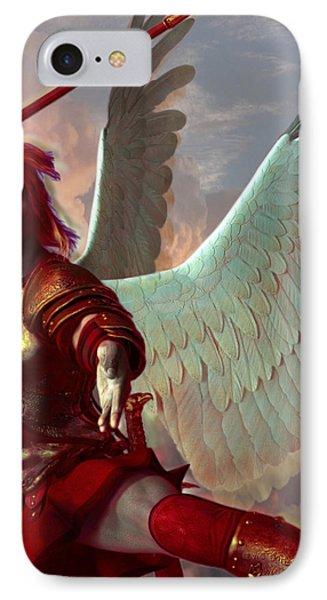 Saint Gabriel The Archangel IPhone Case
