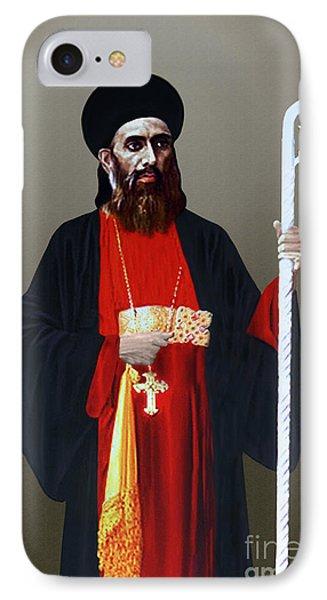 Saint Gregorios Of Parumala IPhone Case by A Samuel