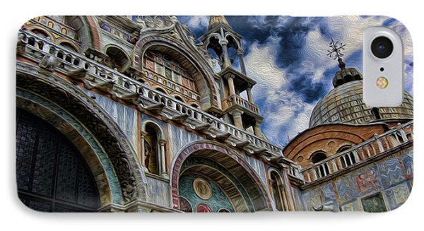 Saint Mark's Basilica Phone Case by Lee Dos Santos