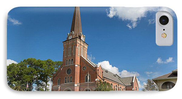IPhone Case featuring the photograph Saint Mary Magdalen Church by Gregory Daley  PPSA