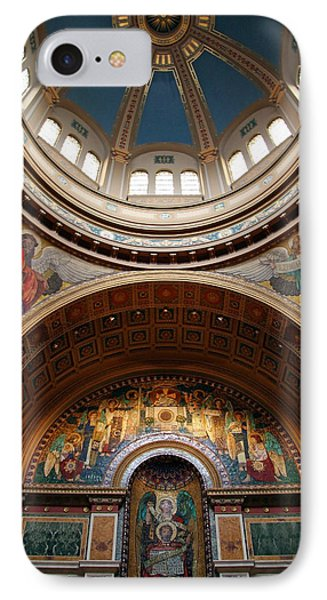 Saint Matthew's Cathedral IPhone Case by Cora Wandel