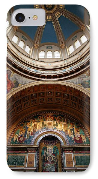 Saint Matthew's Cathedral IPhone Case