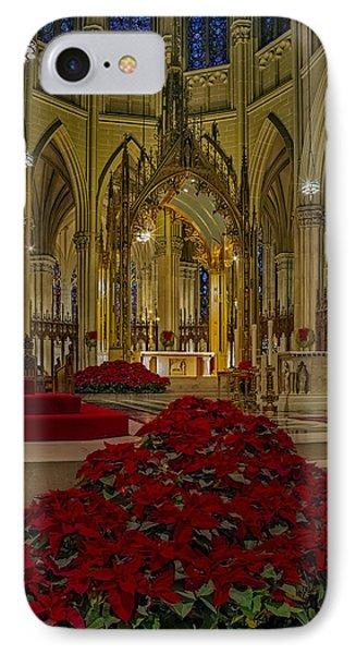 Saint Patricks Cathedral Phone Case by Susan Candelario