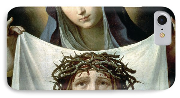 Saint Veronica IPhone Case