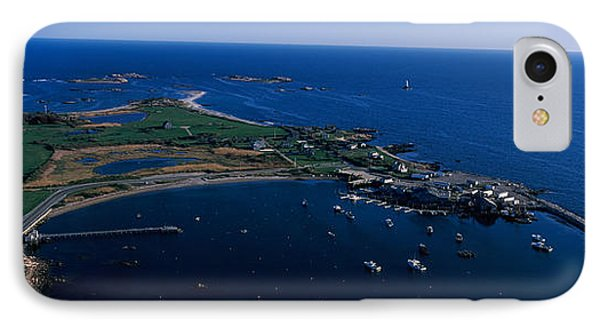 Sakonnet Point Lighthouse IPhone Case by Panoramic Images