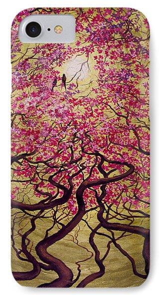 Sakura Phone Case by Vrindavan Das