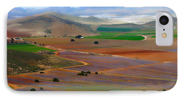 Salad Fields IPhone Case