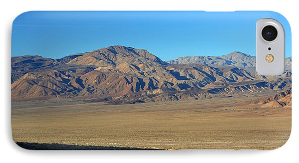 Saline Valley Sunset November 17 2014 IPhone Case