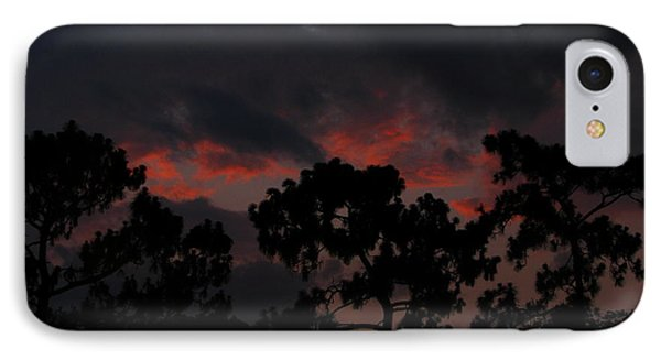 IPhone Case featuring the photograph Salmon Sunset by Greg Patzer