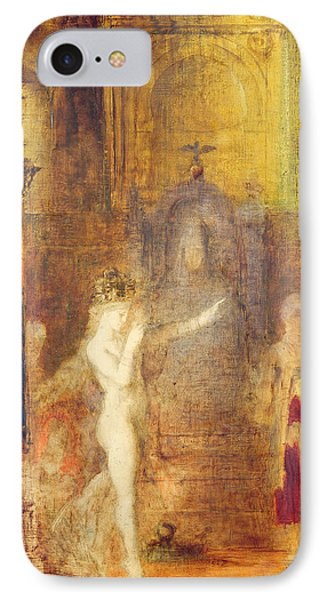 Salome Dancing Before Herod IPhone Case