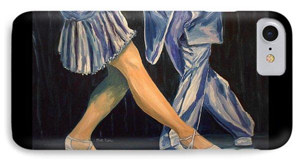 Salsa Stepping IPhone Case