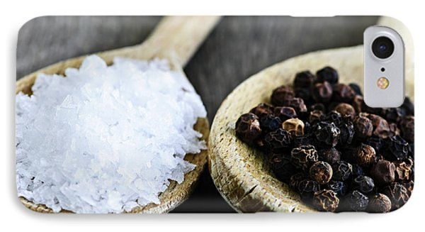 Salt And Pepper IPhone Case by Elena Elisseeva