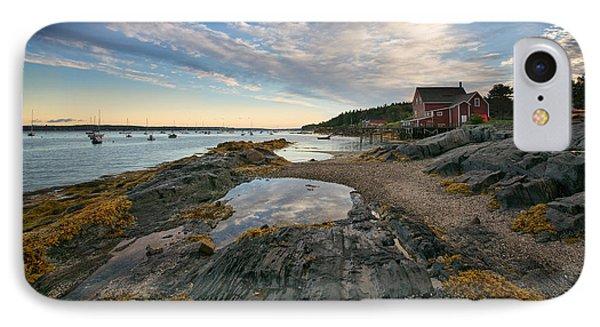 Salt Cod Cafe IPhone Case by Darylann Leonard Photography