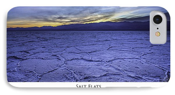 Salt Flats IPhone Case
