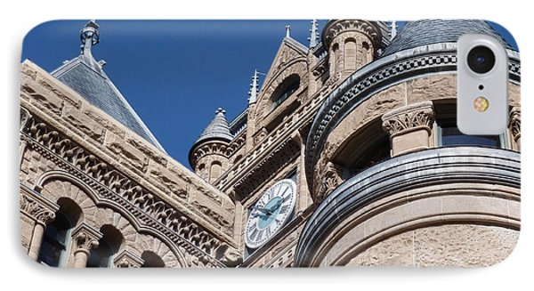 IPhone Case featuring the photograph Salt Lake City - City Hall - 1 by Ely Arsha