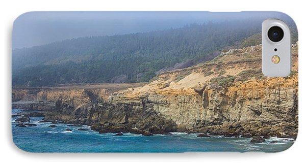 Salt Point State Park Coastline IPhone Case by Suzanne Luft