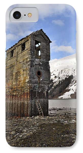 Saltwater Pump House IPhone Case