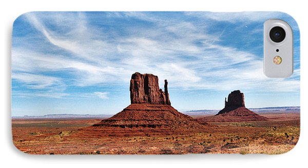 Saluting Sentinels IPhone Case by Sylvia Thornton