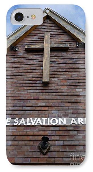 Salvation Phone Case by Doug Wilton